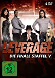 Leverage - Staffel V [4 DVDs]