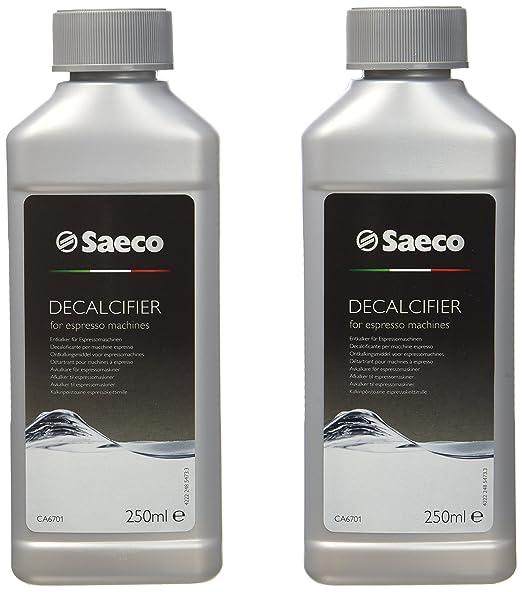 518 opinioni per Saeco CA6701/00 Accessori per la Manutenzione, Decalcificante Liquido per