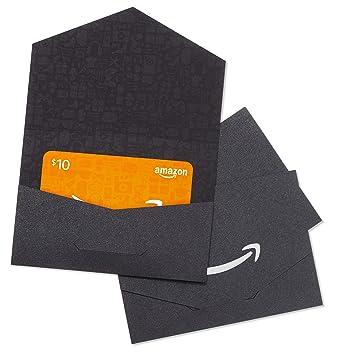 Amazon.com: Amazon.com $10 tarjetas de regalo – Pack de 3 ...