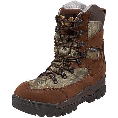 Golden Retriever Men's 4040 Hunting Boot,Spiced oil Tan,7.5 ...