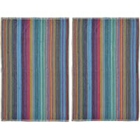 Odyssey Stripe Remnant 100% Cotton Towels