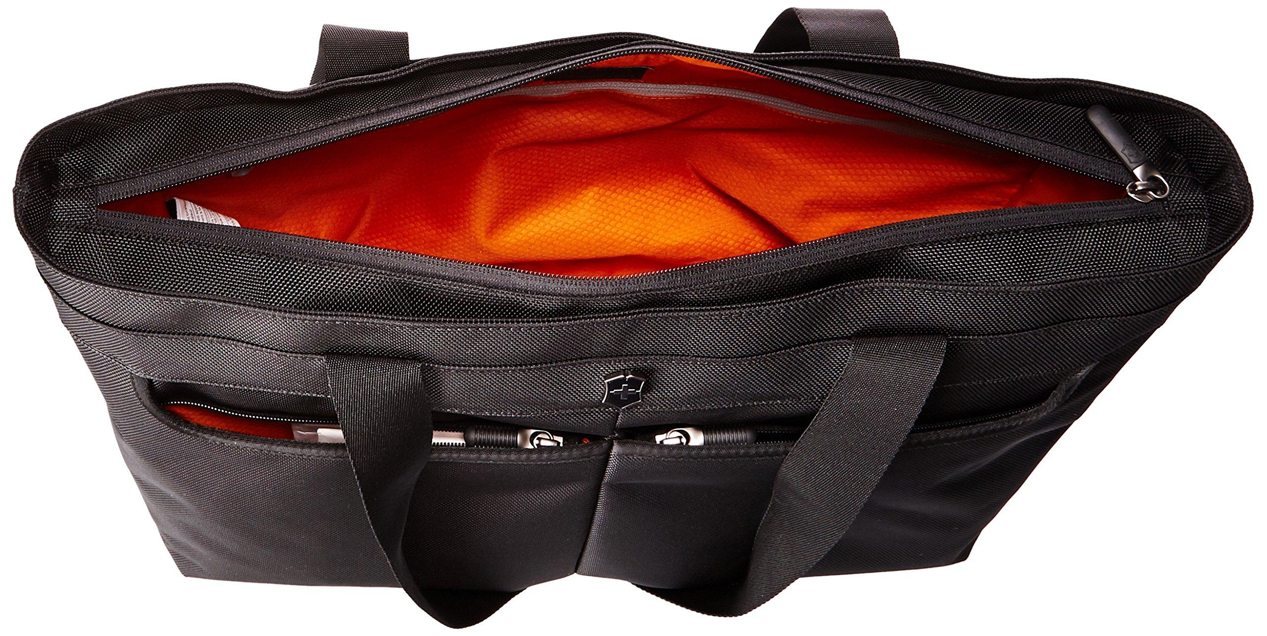 Victorinox Werks Traveler 5.0 WT Shopping Tote, Black, One Size by Victorinox (Image #6)