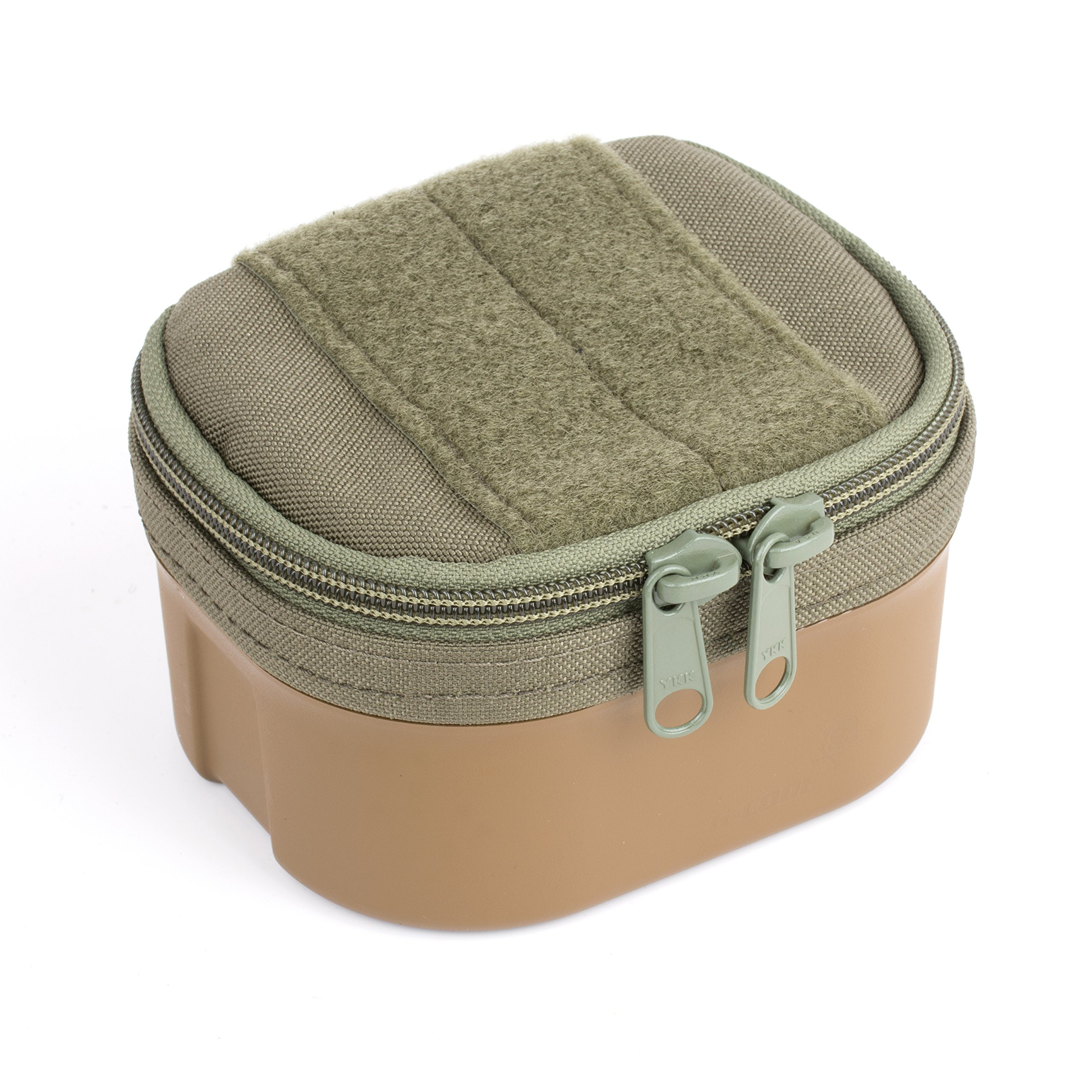 G-CODE Bang Box -Ammunition transport made simple! 100% Made in USA (od green on tan)