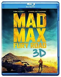 Mad Max: Fury Road(3D Blu-ray + Blu-ray)