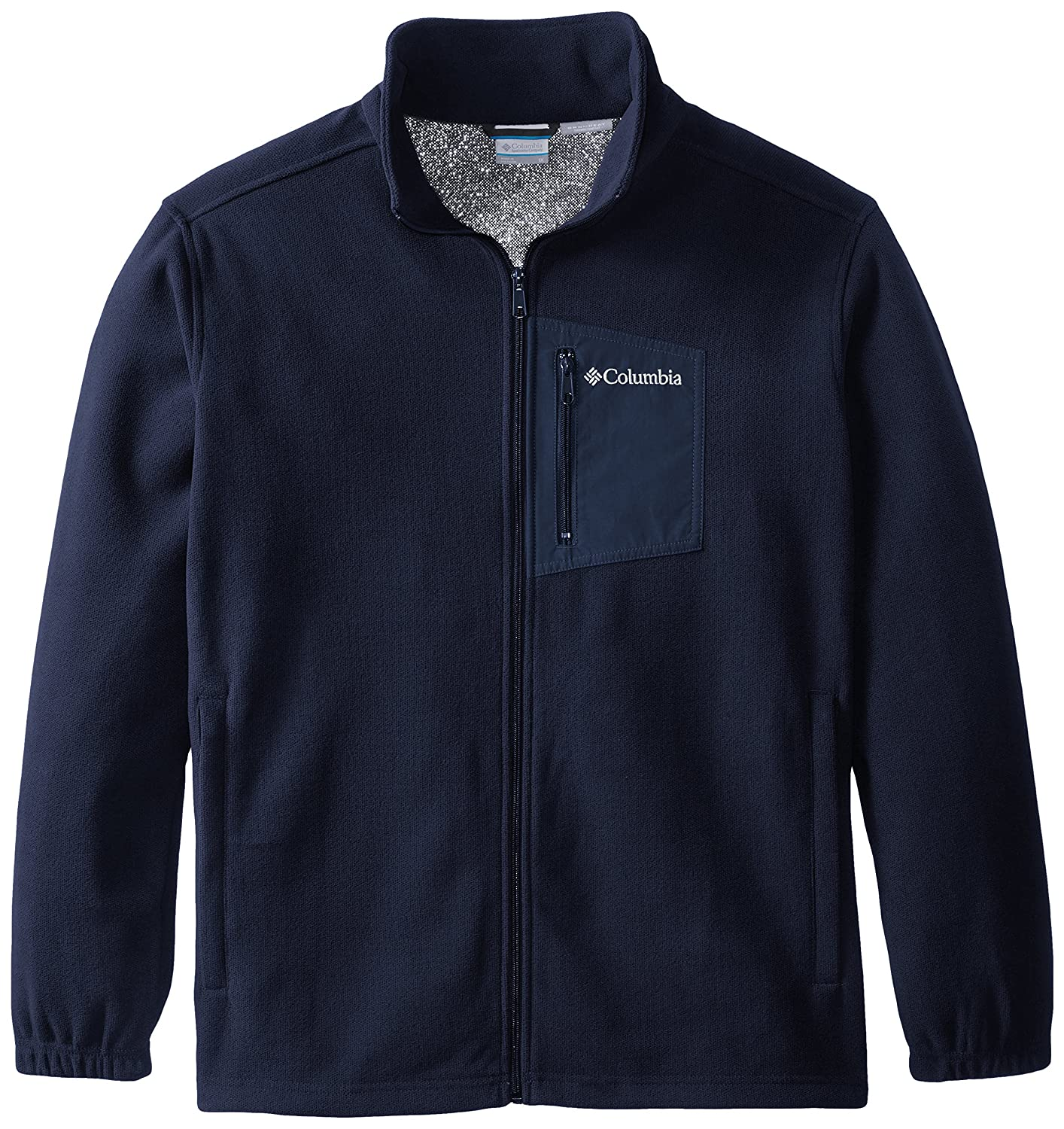 Columbia Sportswear Men's Big Hot Dots II Full Zip Jacket Columbia (Sporting Goods)