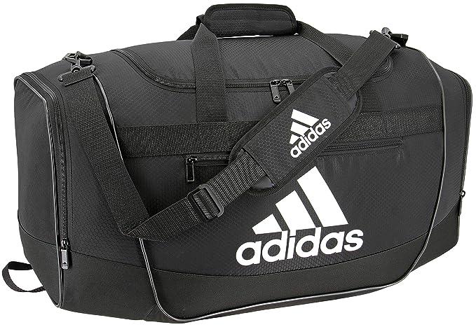 Amazon.com: Adidas Defender III - Bolsa de deporte (tamaño ...