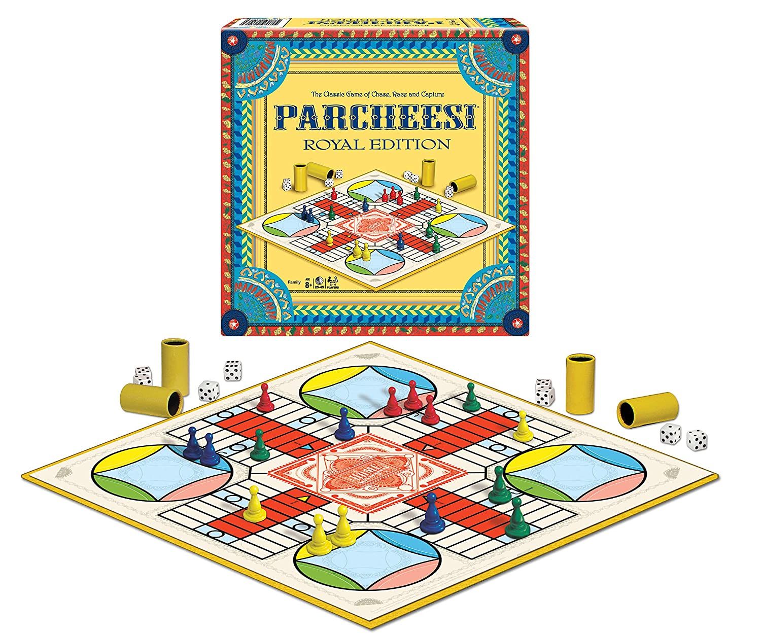 Image result for parcheesi royal edition