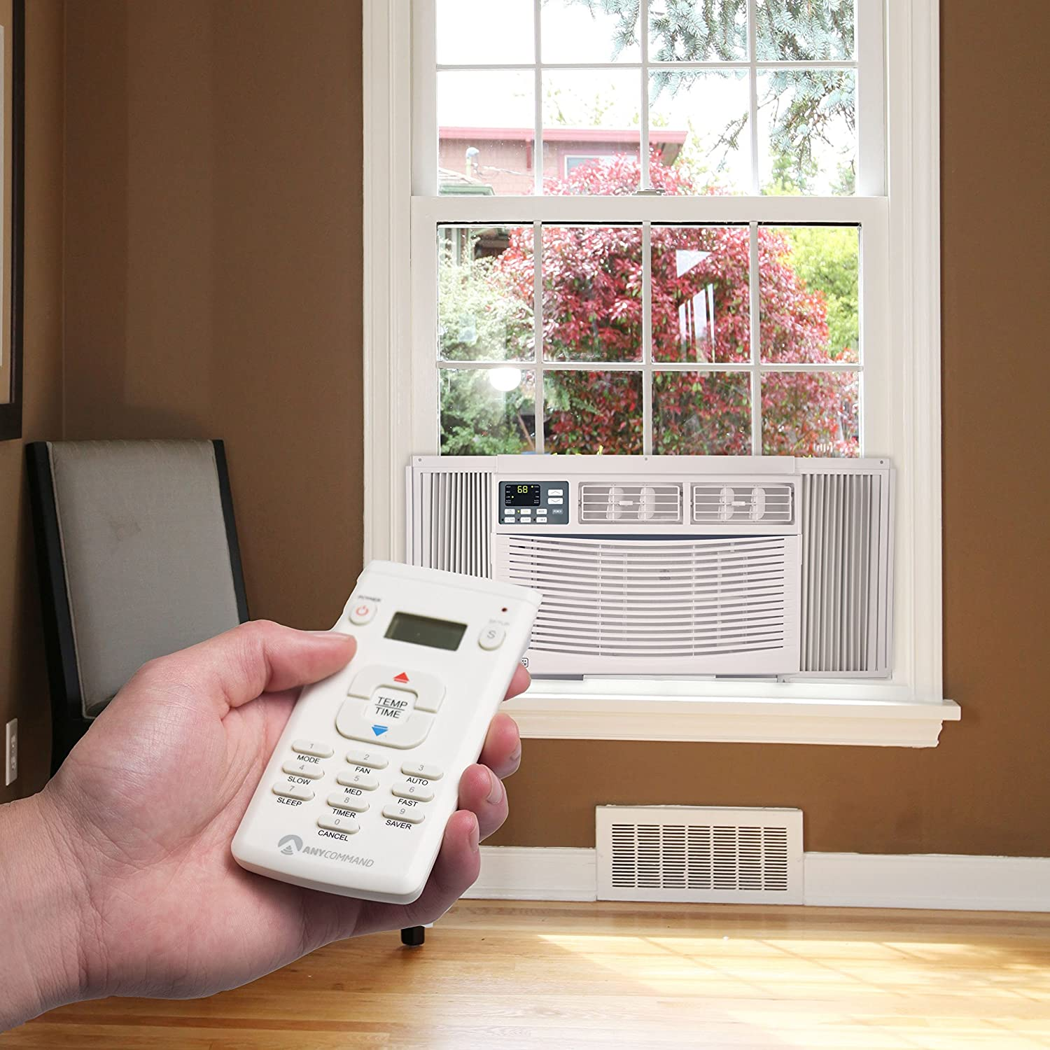 AnyCommand ACR-10 Universal AC Remote Control for Window Air Conditioners