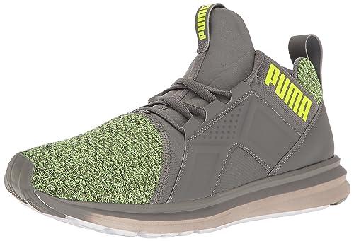 ee44ed461a5e69 Puma Men s Enzo Knit Cross-Trainer Shoe  Amazon.co.uk  Shoes   Bags
