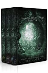 Once Upon a Darkened Night: Books 7-9 (Once Upon a Darkened Night Boxed Set Book 3) Kindle Edition