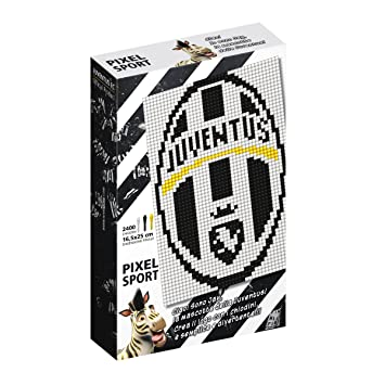 Buy Quercetti 0778 Pixel Art Sport Juventus Football Club