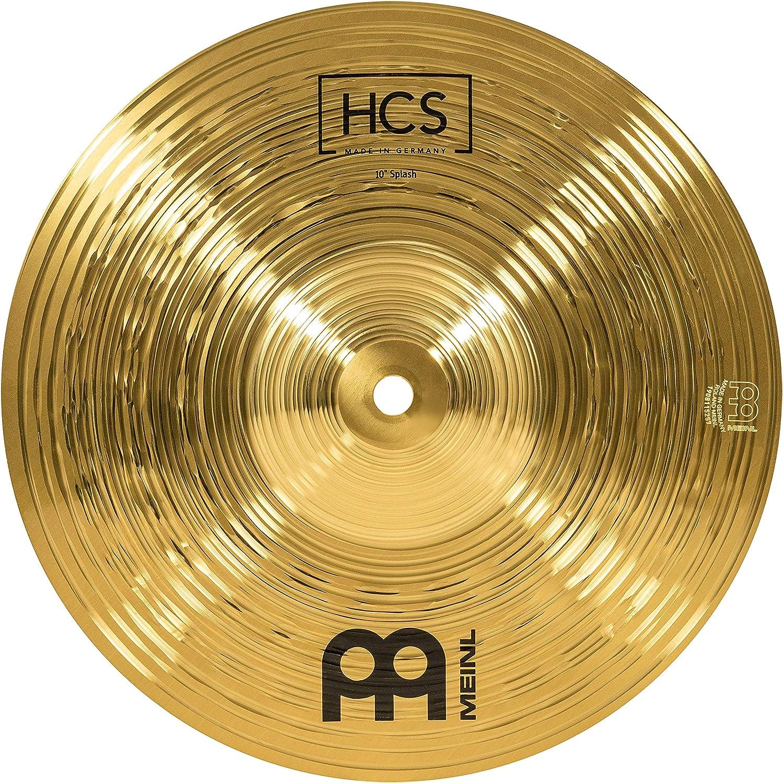 Meinl Cymbals HCS10S - Platillo Splash (10.0