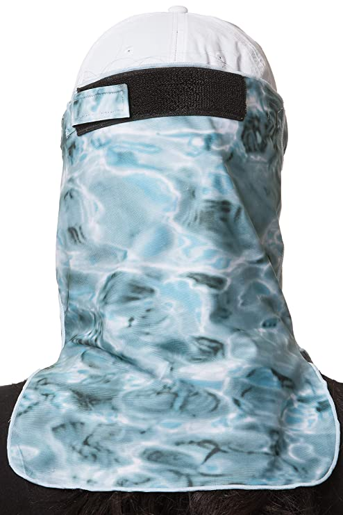 Amazon.com : Aqua Design Sun Proctection for Women Size Adjustable UPF 50+ ProMax UV Mask Tube : Sports & Outdoors