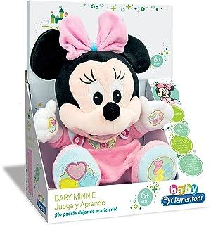 Clementoni Peluche interactiva Minnie Mi Primera Muñeca ...