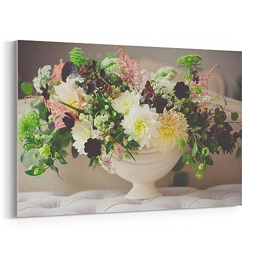 Amazon.com: Westlake Art - Canvas Print Wall Art - Flower Arranging ...