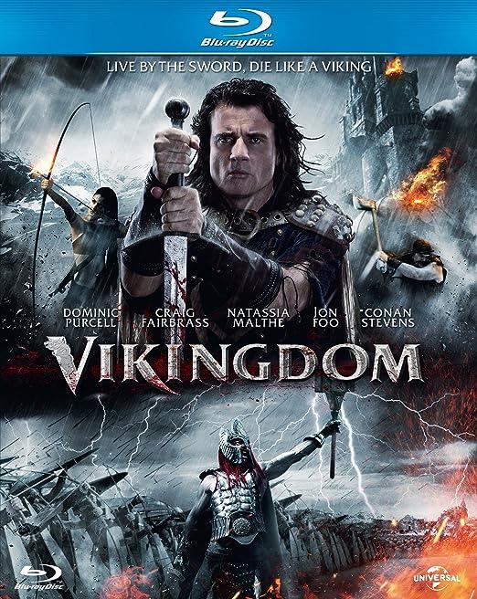 Vikingdom_3D [Reino Unido] [Blu-ray]: Amazon.es: Dominic ...
