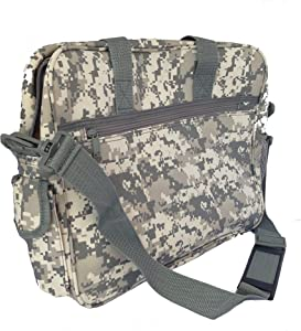 ImpecGear Deluxe Digital Camouflage Portfolio Organizer Carry Briefcase Laptop Bag (Camouflage2)