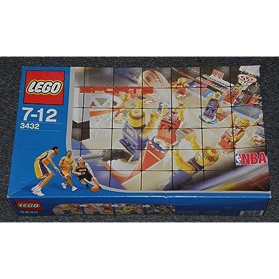 LEGO Sports NBA Challenge (3432): Toys & Games