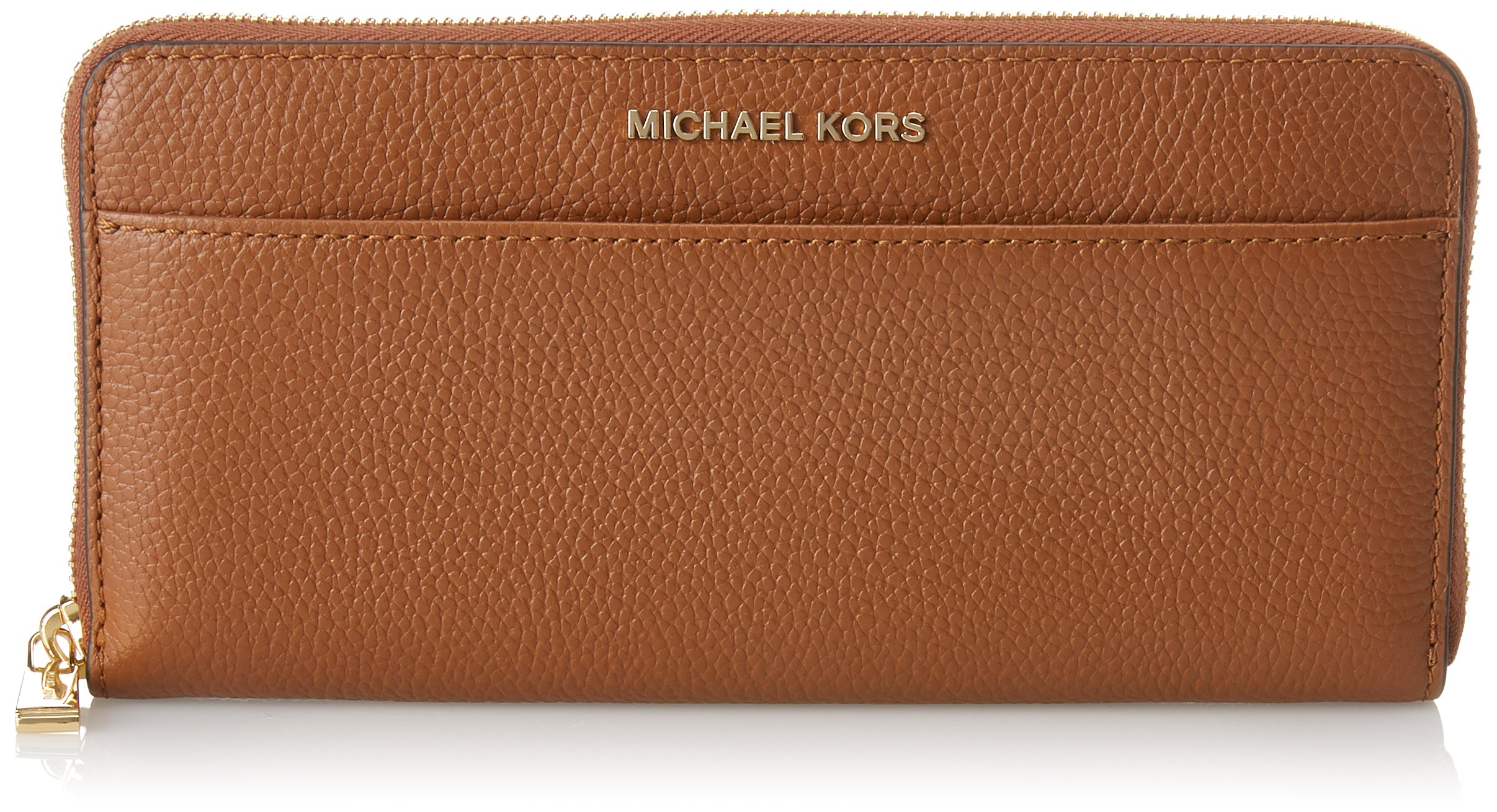 MICHAEL Michael Kors Women's Mercer Continental Wallet, Luggage, One Size