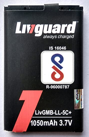 LivGuard GL 5C XL Replacement Battery for Nokia BL 5c. Mobile Phone Batteries