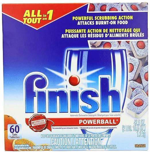 Amazon.com: terminar All In 1 Powerball, Naranja 60 pestañas ...
