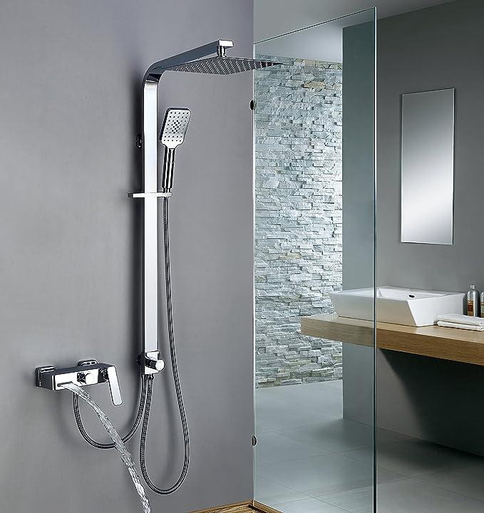 Homelody AYL6029 and AYLB70111 Shower System: Amazon.de: Baumarkt