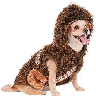 Rubie's Star Wars Chewbacca Hoodie Pet Costume, Small