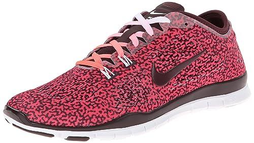 91811de4fa4f NIKE Wmn Nike Free 5.0 Tr Fit 4 Prt Womens Running Shoes Wmn Nike Free 5.0