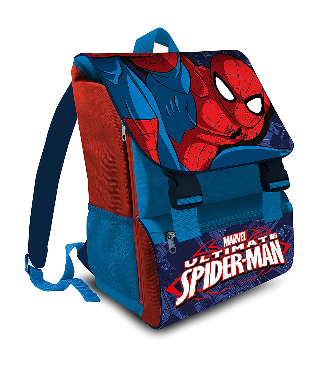 Kinder Rucksack Spiderman Spiderman Spiderman Italiana 41 cm 9fb89d
