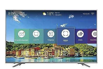 55 Zoll 4K-Fernseher bis 1000 Euro