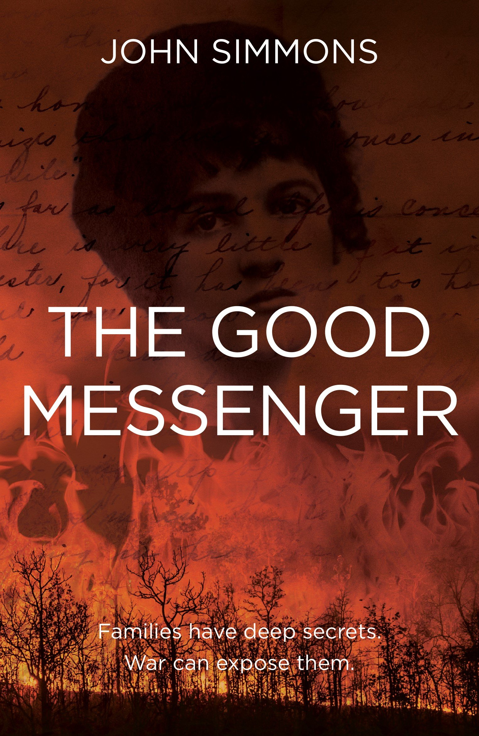 The Good Messenger: Amazon co uk: John Simmons