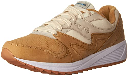 Zapatilla SAUCONY S7030-4 GRID 8000 BEIGE  Amazon.it  Scarpe e borse 1aa4ee2220e