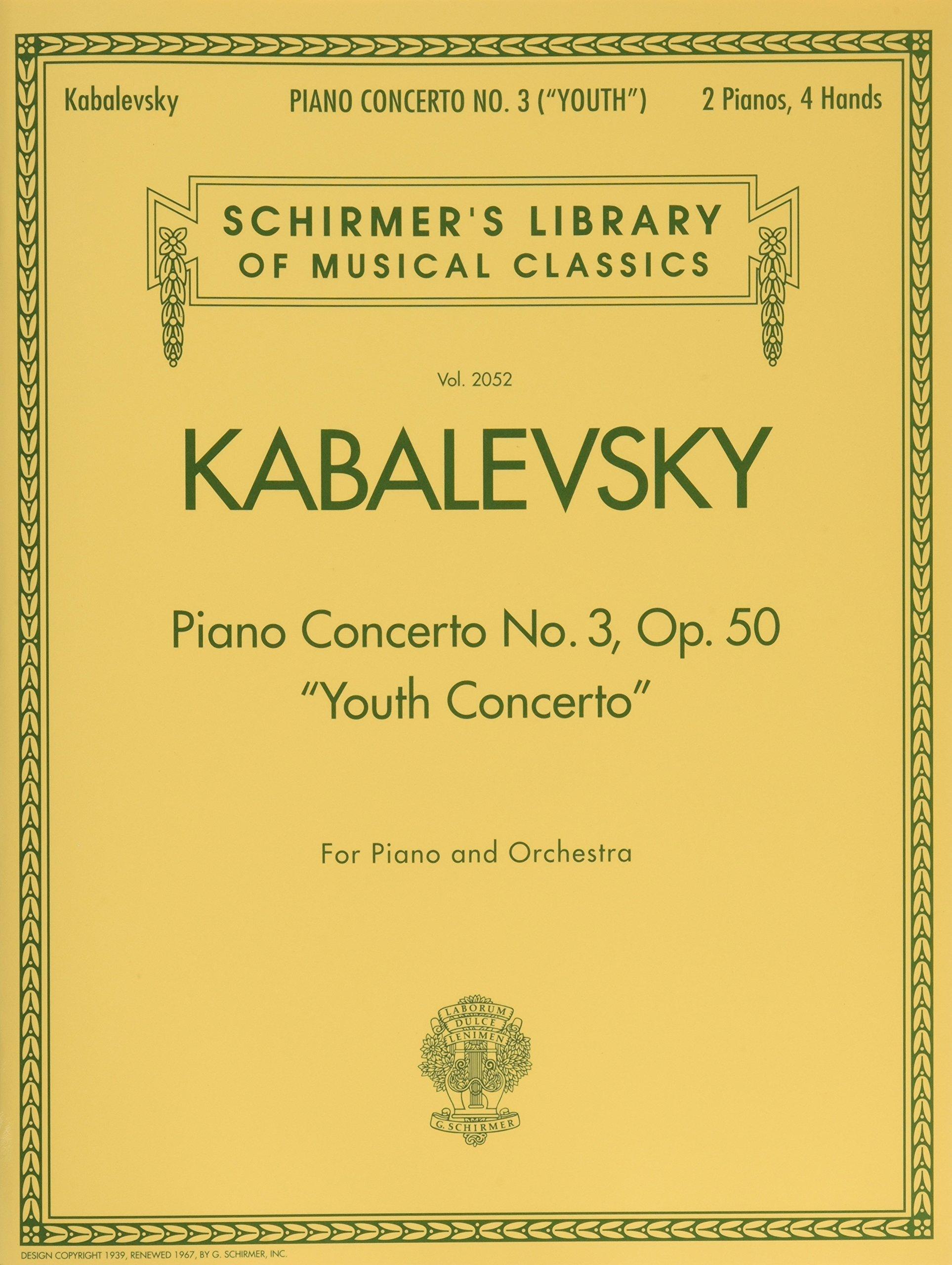 Piano Concerto No. 3, Op. 50 (