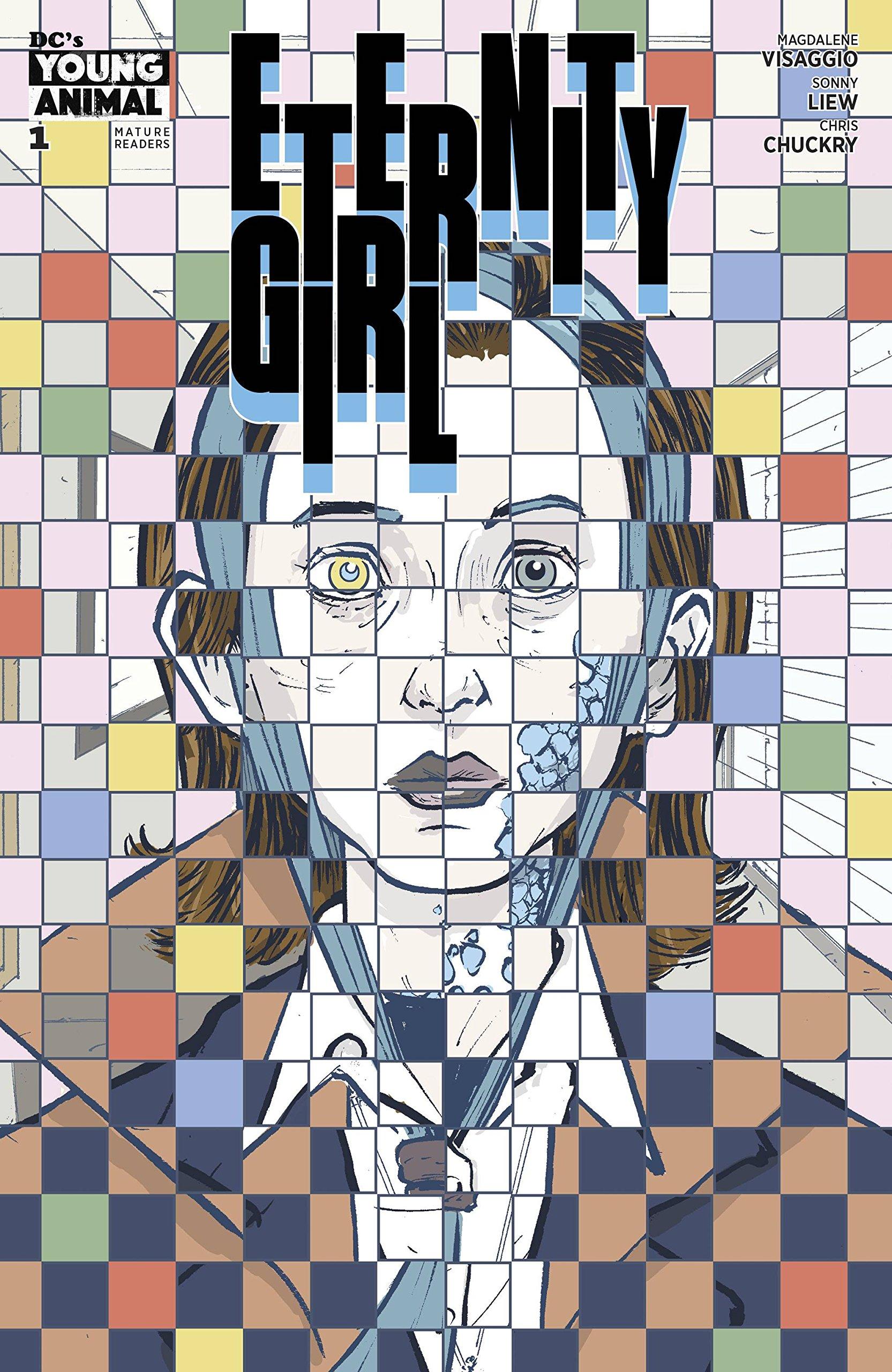 Download ETERNITY GIRL #1 (MR) PDF