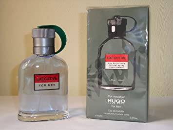 "EXECUTIVE-PERFUME FOR MEN-3.4 OZ EDT-VERSION OF ""HUGO"""
