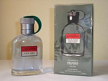 """EXECUTIVE-PERFUME FOR MEN-3.4 OZ EDT-VERSION OF """"HUGO"""""""