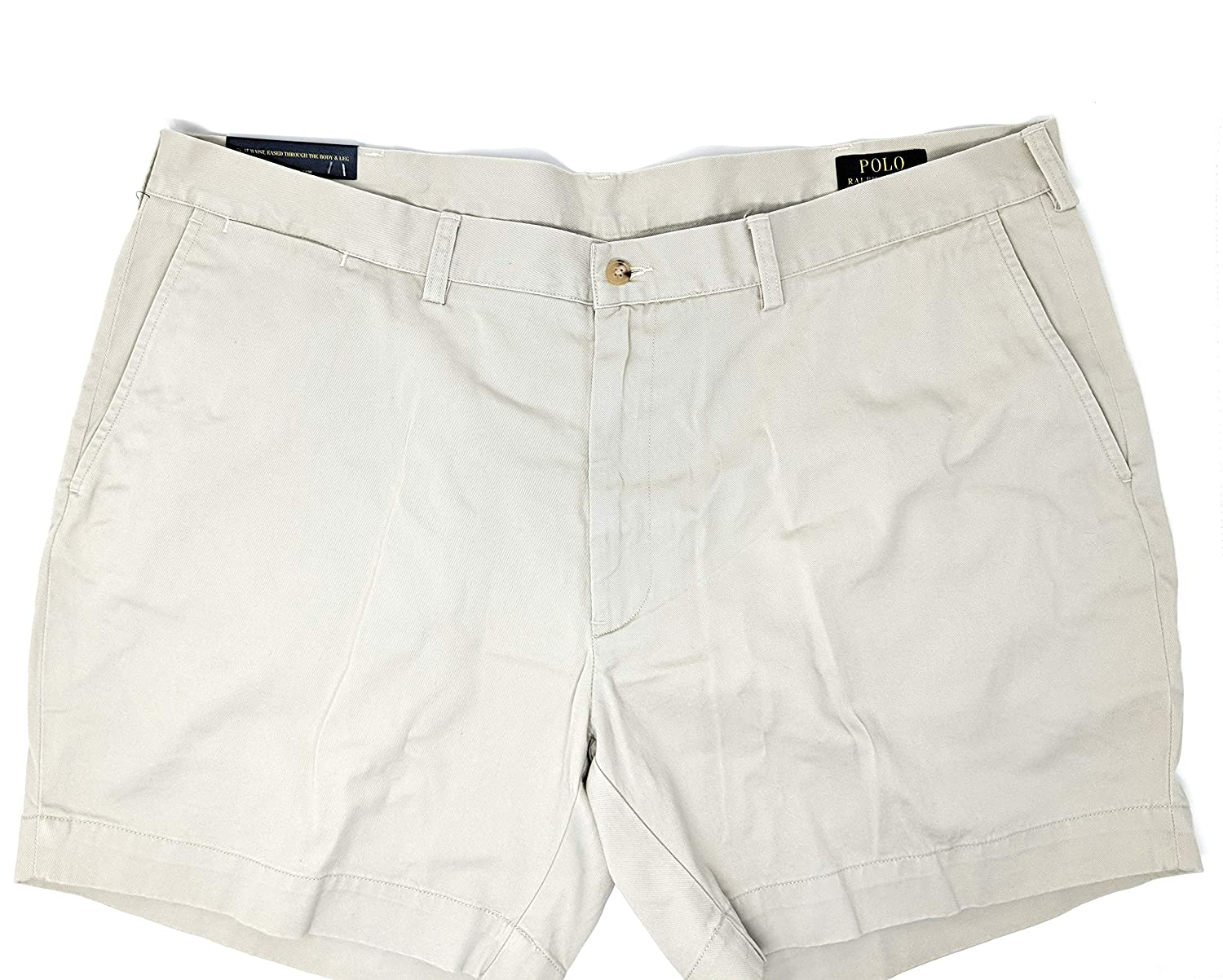 Polo Ralph Lauren Mens 6 Inch Flat Front Chino Short