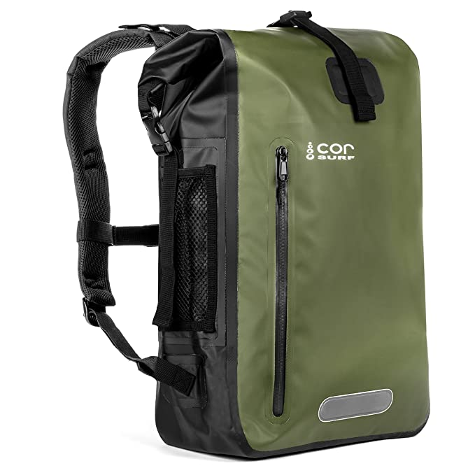 Review Waterproof Backpack - by