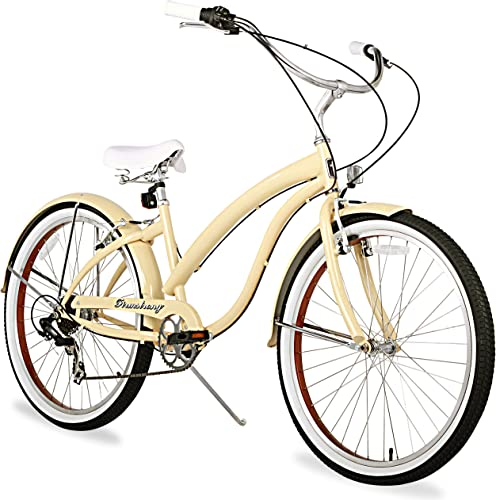 Firmstrong Bella Women s Beach Cruiser Bicycle
