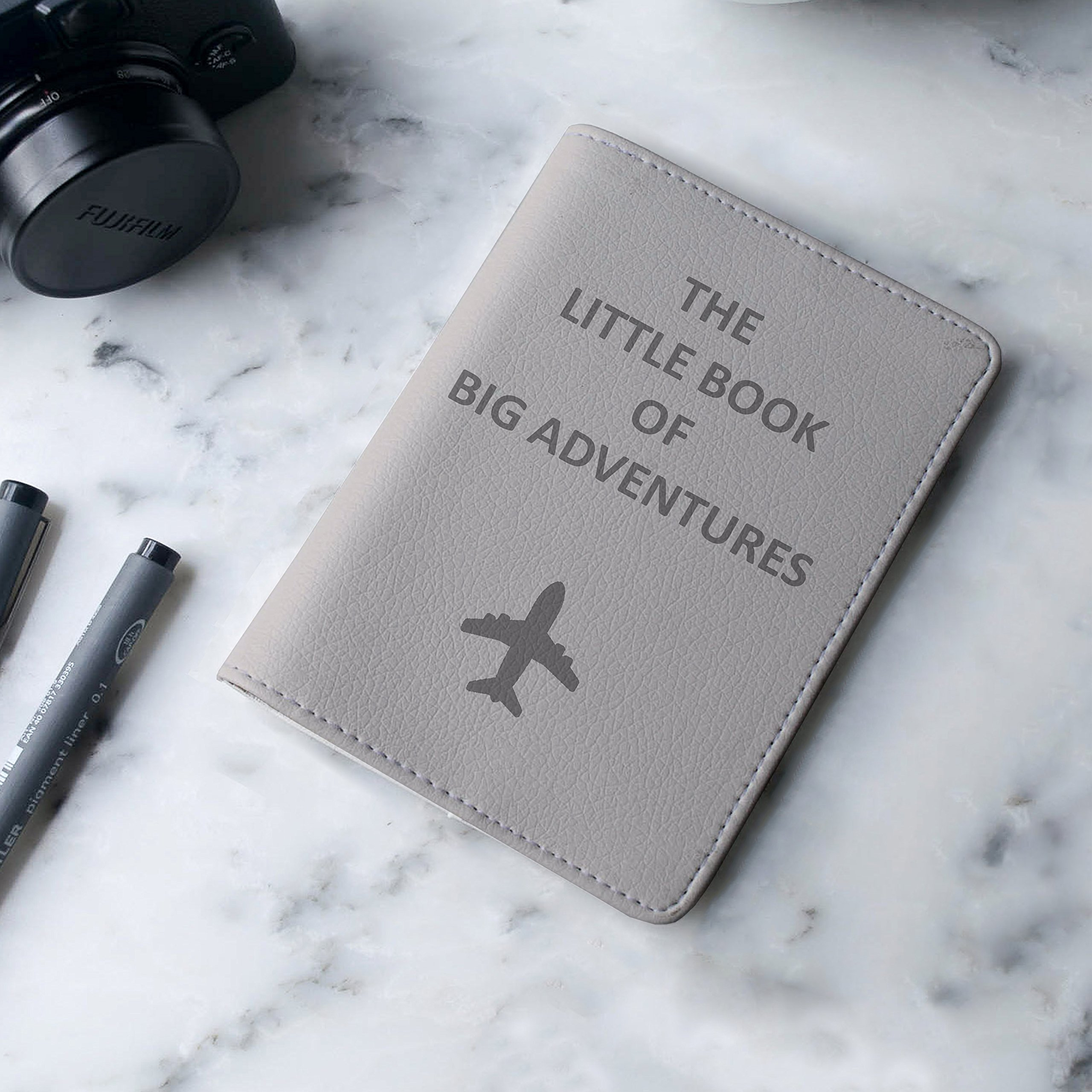 The Little Book Of Big Adventures - Multicolored by Handmade Curious (Image #4)