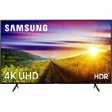 "Samsung TV 75NU7105 - Smart TV 75"" 4K UHD HDR10+ (Pantalla Slim, Quad-Core, Dynamic Crystal Color, 3 HDMI, 2 USB)"