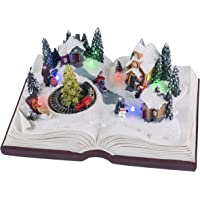 Mr. Christmas 22816 Animated Musical Storybook (Multicolor)