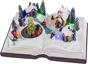 Mr. Christmas Animated Musical Storybook, One Size, Multicolor