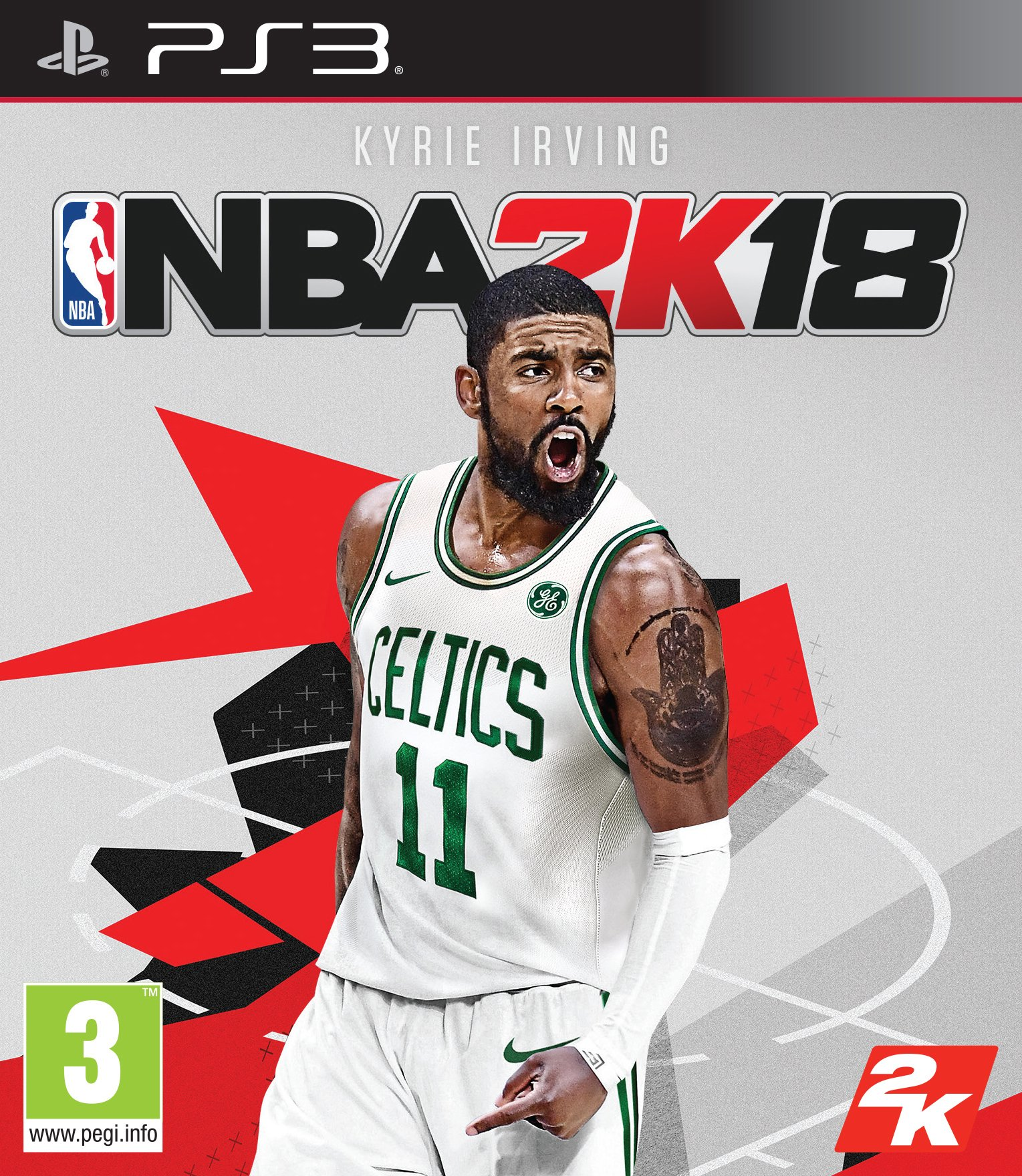NBA 2K18 (PS3) Playstation 3