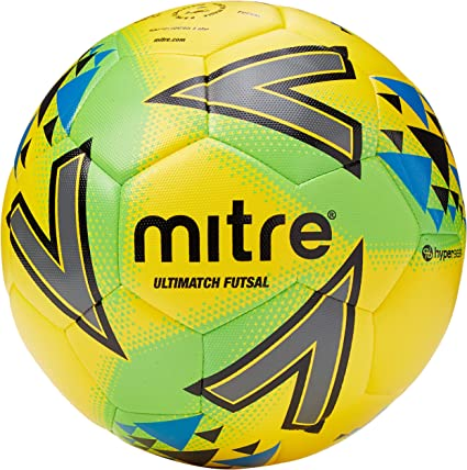 Mitre Ultimatch Futsal Balón de fútbol, Unisex Adulto: Amazon.es ...