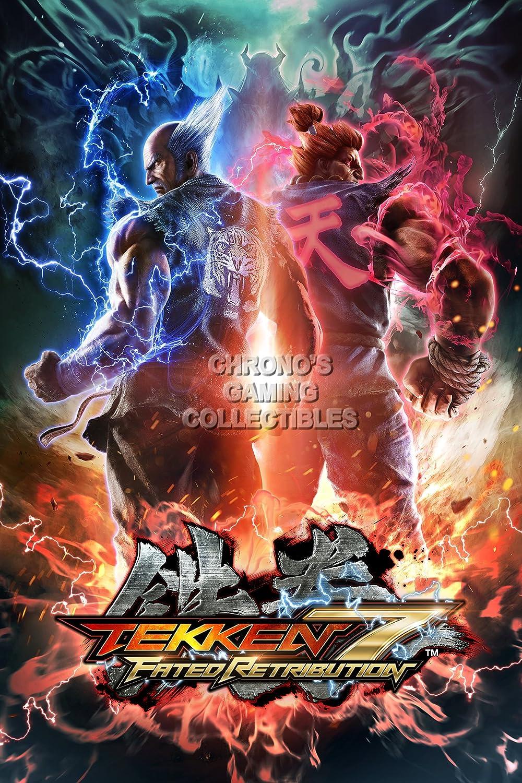 Tekken 7 Gaming Giant Wall Art poster Print