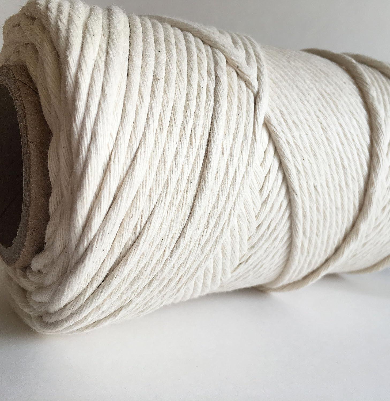 Bulk Knotting Rope 6mm Cotton Macrame Cord
