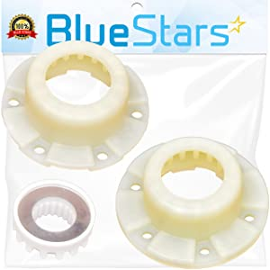 Ultra Durable W10820039 Washer Hub Kit Replacement by Blue Stars – Exact Fit For Whirlpool & Kenmore Washers – Replaces 280145 8545948 8545953 W10118114 AP5985205