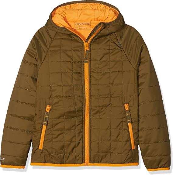 Craghoppers Unisex Kids Boone Hybrid Jacket