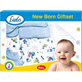 Little's New born Giftset (Blue)